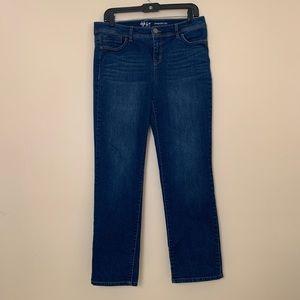🌹3/$20🌹 Style & Co straight leg jeans sz 12P